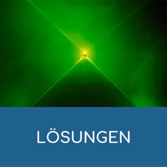 Lasershow Konzepte der LASA Berlin