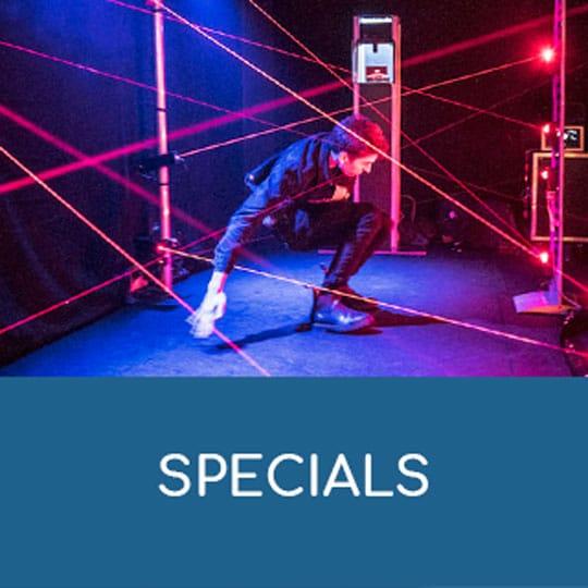 Laser-Specials und Sonderanfertigungen der LASA Berlin