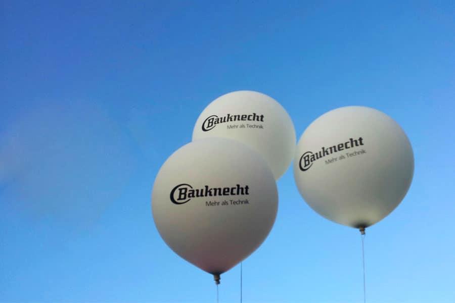 Heliumballons-Outdoor