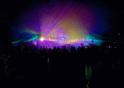 Lasershows - Firmenevent