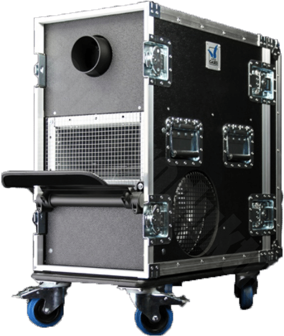 Fan Fogger Nebelmaschine mieten