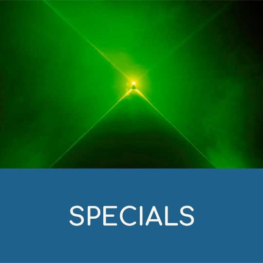Specials & Sonderanfertigungen der LASA Berlin